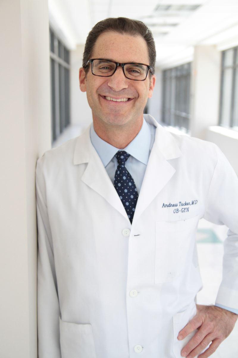 Dr  Andrew Tucker | OBGYN | My Telfair Docs | St  Joseph's